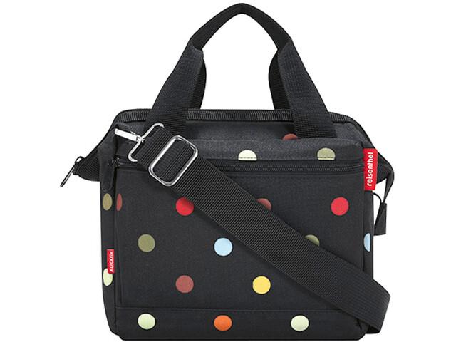 KlickFix Roomy Handlebar Bag dots